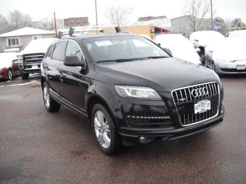 2011 Audi Q7 for sale at BERKENKOTTER MOTORS in Brighton CO
