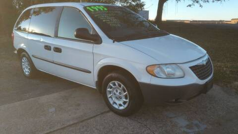 2002 Chrysler Voyager for sale at IMPORT MOTORSPORTS in Hickory NC