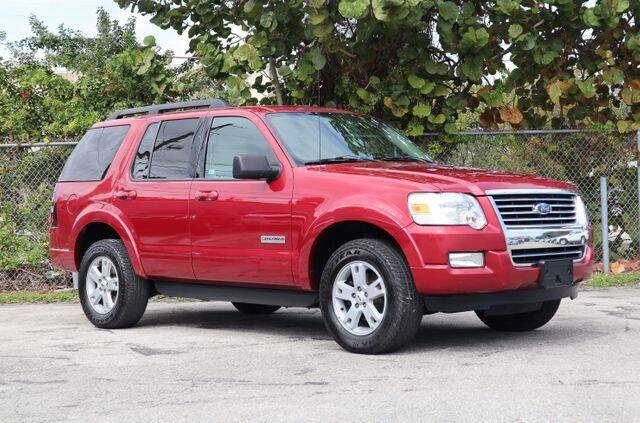 2008 Ford Explorer for sale at No 1 Auto Sales in Hollywood FL