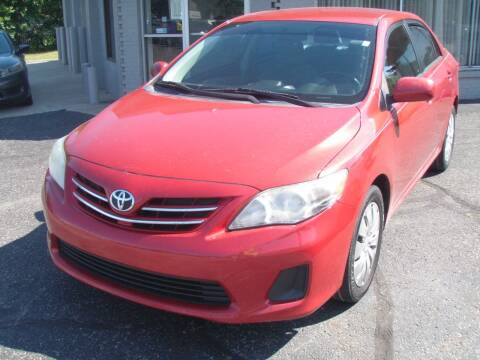 2013 Toyota Corolla for sale at Autoworks in Mishawaka IN