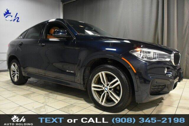 2019 BMW X6 for sale at AUTO HOLDING in Hillside NJ