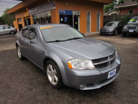 2008 Dodge Avenger for sale at Nile Auto Sales in Denver CO
