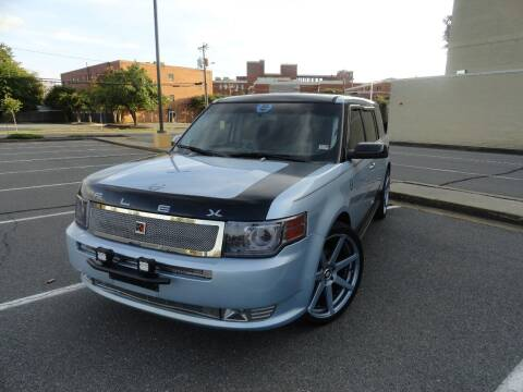 2009 Ford Flex for sale at TJ Auto Sales LLC in Fredericksburg VA