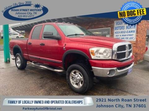 2007 Dodge Ram Pickup 2500 for sale at PARKWAY AUTO SALES OF BRISTOL - Roan Street Motors in Johnson City TN