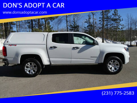 2015 Chevrolet Colorado for sale at DON'S ADOPT A CAR in Cadillac MI