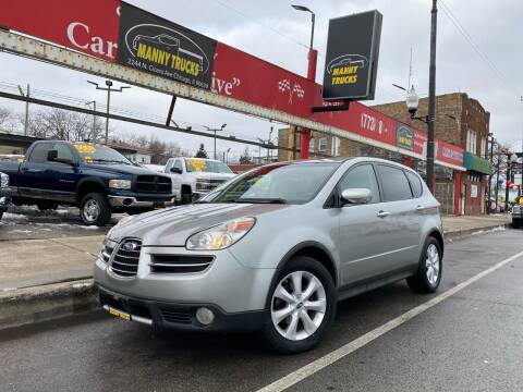 2006 Subaru B9 Tribeca for sale at Manny Trucks in Chicago IL