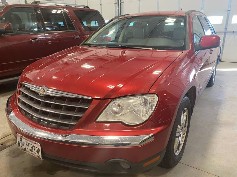 2007 Chrysler Pacifica for sale at RDJ Auto Sales in Kerkhoven MN