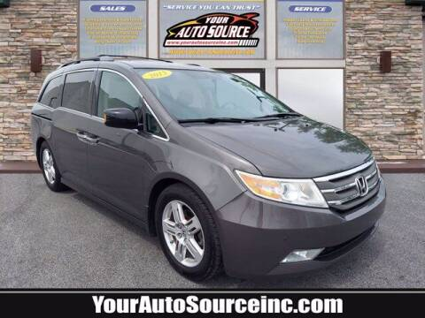 2013 Honda Odyssey for sale at Your Auto Source in York PA