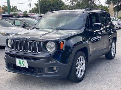 2016 Jeep Renegade for sale at BC Motors in West Palm Beach FL