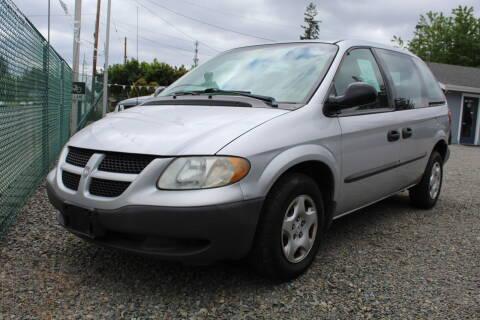 2002 Dodge Caravan for sale at Summit Auto Sales in Puyallup WA