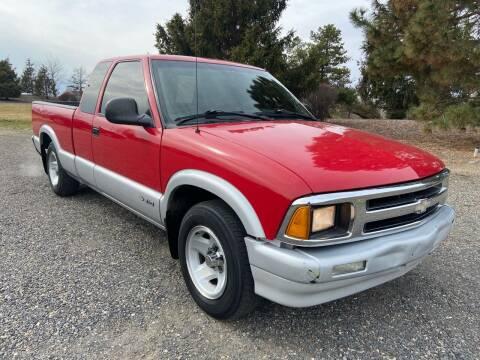 1997 Chevrolet S-10 for sale at Clarkston Auto Sales in Clarkston WA
