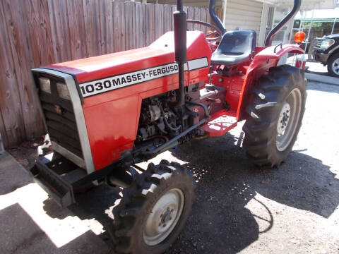 1988 MASSEY FERGUSON 1030 for sale at LANCASTER'S AUTO SALES INC in Fruitland Park FL