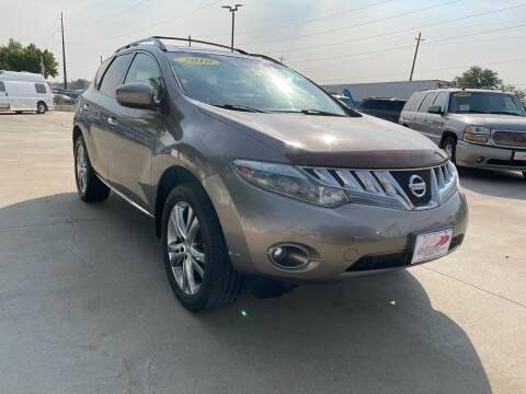 2010 Nissan Murano for sale at AP Auto Brokers in Longmont CO
