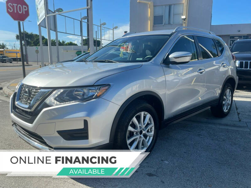 2019 Nissan Rogue for sale at Global Auto Sales USA in Miami FL