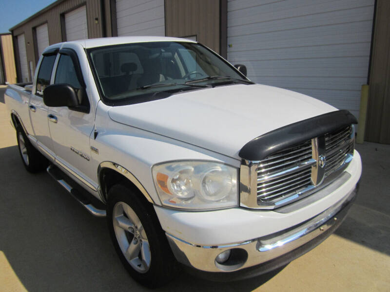 2007 Dodge Ram Pickup 1500 for sale at Geaux Texas Auto & Truck Sales in Tyler TX