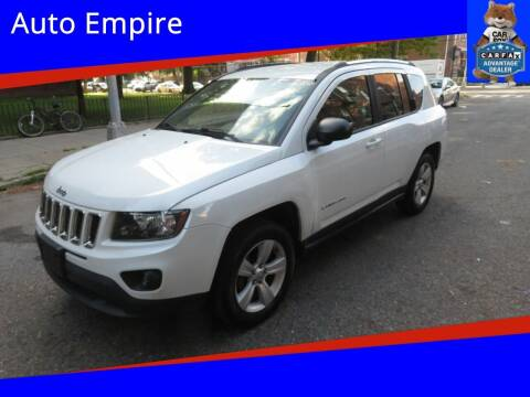 2014 Jeep Compass for sale at Auto Empire in Brooklyn NY