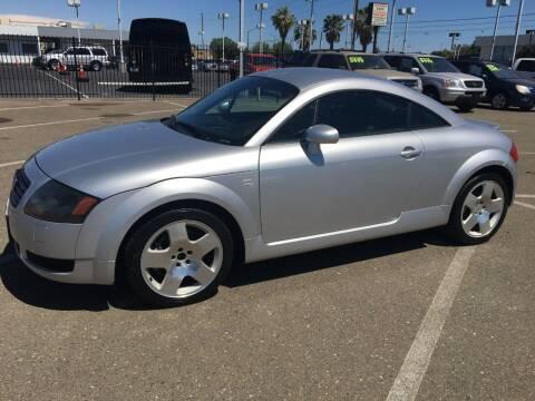 2001 Audi TT for sale at Safi Auto in Sacramento CA