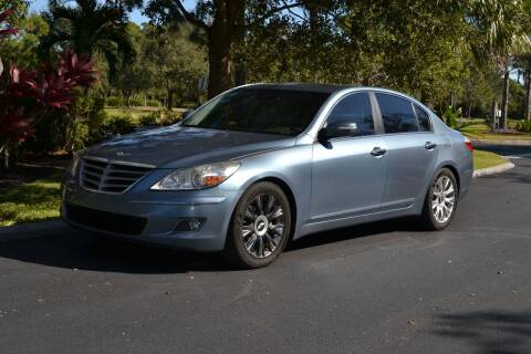 2010 Hyundai Genesis for sale at GulfCoast Motorsports in Osprey FL