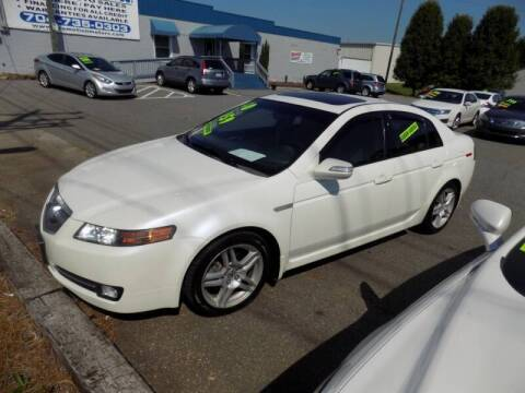 2008 Acura TL for sale at Pro-Motion Motor Co in Lincolnton NC