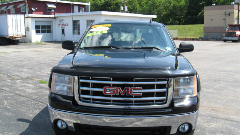 2007 GMC Sierra 1500 for sale at SHIRN'S in Williamsport PA