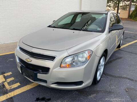 2010 Chevrolet Malibu for sale at Carland Auto Sales INC. in Portsmouth VA