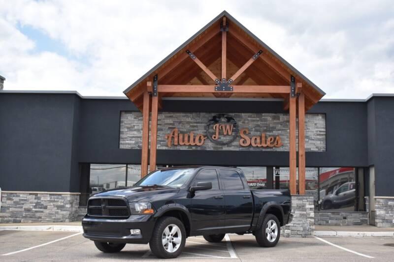 2012 RAM Ram Pickup 1500 for sale at JW Auto Sales LLC in Harrisonburg VA