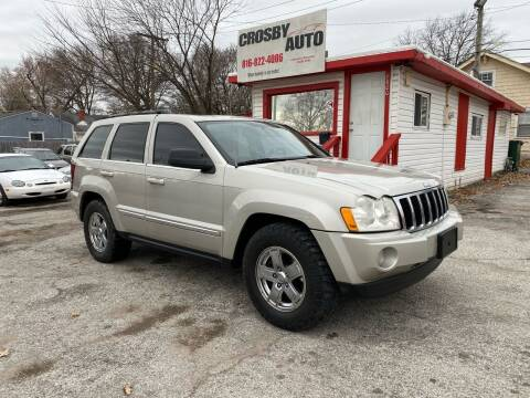 2006 Jeep Grand Cherokee for sale at Crosby Auto LLC in Kansas City MO
