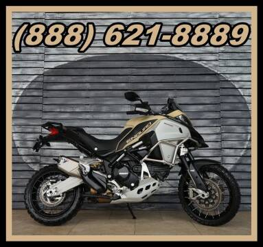 2018 Ducati MTS1200 Enduro Pro for sale at AZautorv.com in Mesa AZ