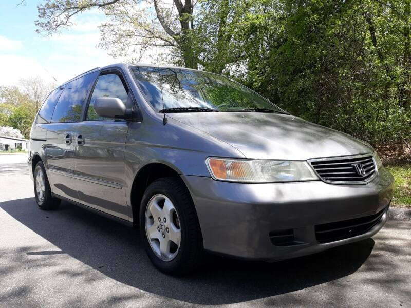 2000 Honda Odyssey for sale at Automazed in Attleboro MA