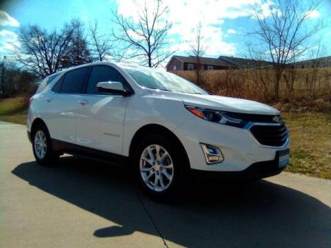 2018 Chevrolet Equinox for sale at MODERN AUTO CO in Washington MO