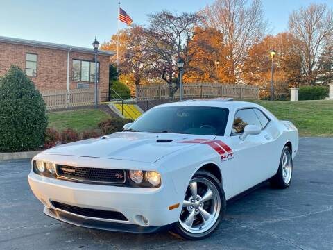 2011 Dodge Challenger for sale at Sebar Inc. in Greensboro NC