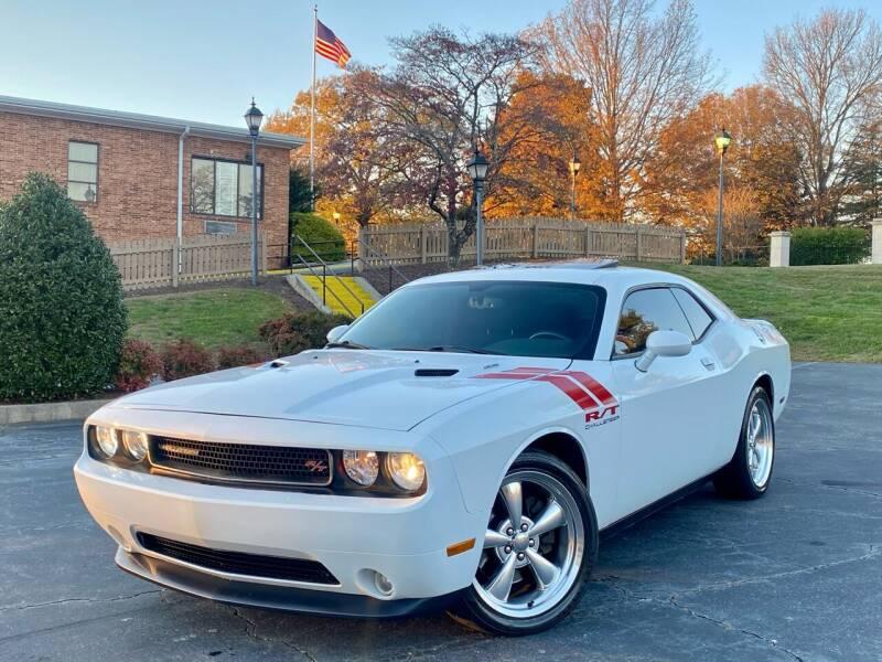 2011 Dodge Challenger for sale at Sebar Inc. in Greensboro NC