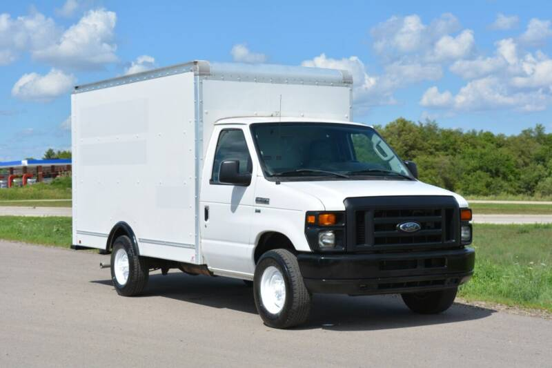 2012 Ford E-350 for sale at Signature Truck Center - Box Trucks in Crystal Lake IL