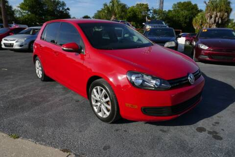 2010 Volkswagen Golf for sale at J Linn Motors in Clearwater FL