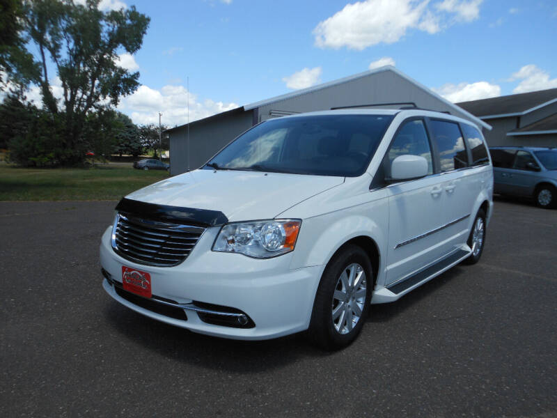 2013 Chrysler Town and Country for sale at DANCA'S KAR KORRAL INC in Turtle Lake WI