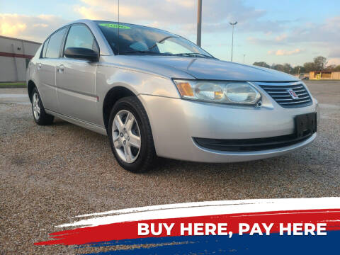 2006 Saturn Ion for sale at Auto District in Baytown TX