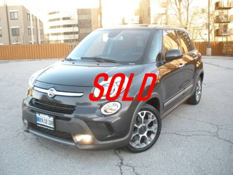 2015 FIAT 500L for sale at Autobahn Motors USA in Kansas City MO