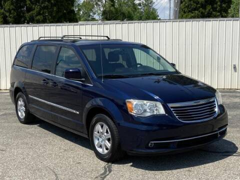 2012 Chrysler Town and Country for sale at Miller Auto Sales in Saint Louis MI