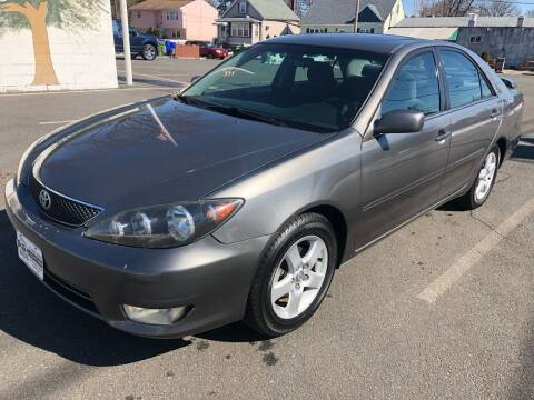 2006 Toyota Camry for sale at EZ Auto Sales , Inc in Edison NJ