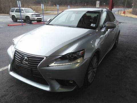 2016 Lexus IS 300 for sale at Tim Short Auto Mall in Corbin KY