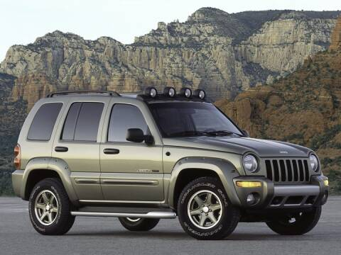 2003 Jeep Liberty for sale at TTC AUTO OUTLET/TIM'S TRUCK CAPITAL & AUTO SALES INC ANNEX in Epsom NH