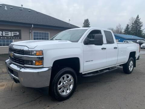 2015 Chevrolet Silverado 2500HD for sale at South Commercial Auto Sales in Salem OR