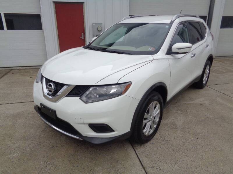 2016 Nissan Rogue for sale at Lewin Yount Auto Sales in Winchester VA