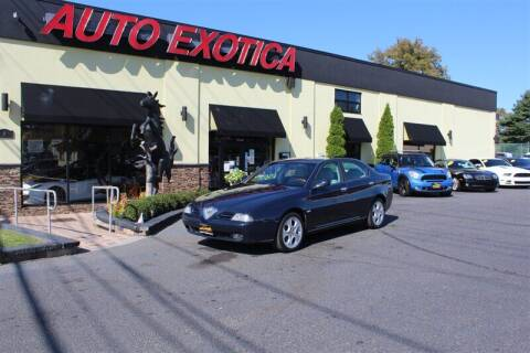 2001 Alfa Romeo 166 for sale at Auto Exotica in Red Bank NJ