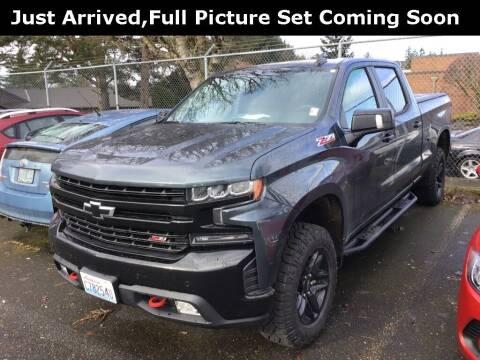 2020 Chevrolet Silverado 1500 for sale at Royal Moore Custom Finance in Hillsboro OR