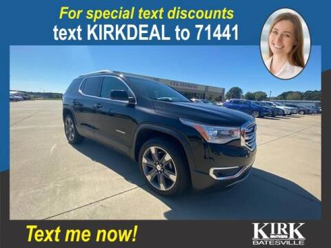 2018 GMC Acadia for sale at Kirk Brothers Batesville in Batesville MS