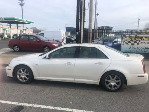 2005 Cadillac STS for sale at Debo Bros Auto Sales in Philadelphia PA