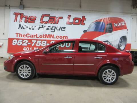 2010 Chevrolet Cobalt for sale at The Car Lot in New Prague MN