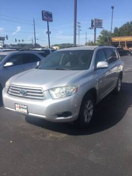 2009 Toyota Highlander for sale at Auto Credit Xpress - Jonesboro in Jonesboro AR