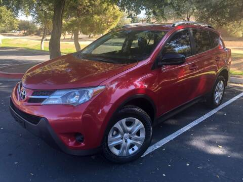 2014 Toyota RAV4 for sale at Ideal Cars in Mesa AZ